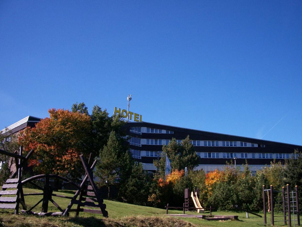 Altenberg: Hotel Lugsteinhofs