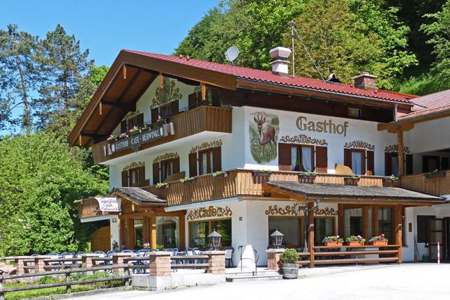 Gasthof-Café Rehwinkl, Pension in Ramsau