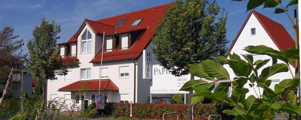 Papilio, Pension in Leipzig-Wiederitzsch bei Luckowehna