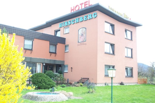 Hirschberg, Pension in Hirschberg-Leutershausen