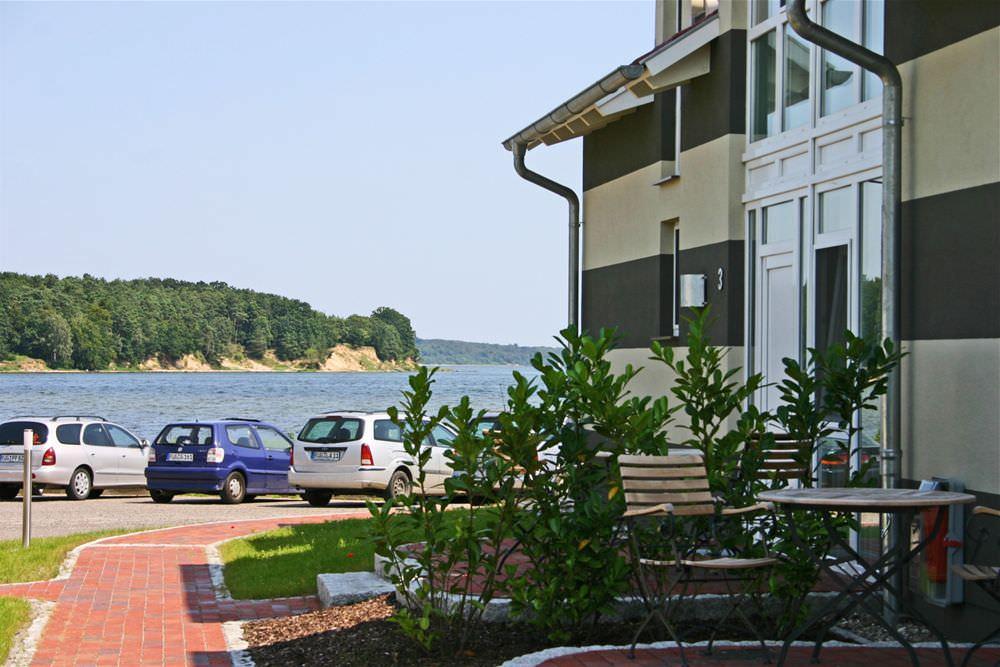 Putbus: Hotel Nautilus