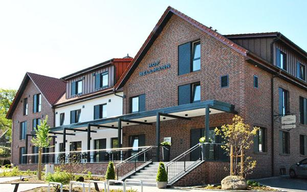 Pension Bellmann, Pension in Nottensdorf bei Wedel