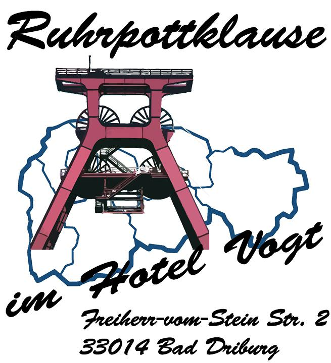 Bad Driburg: Hotel Vogt & Ruhrpottklause