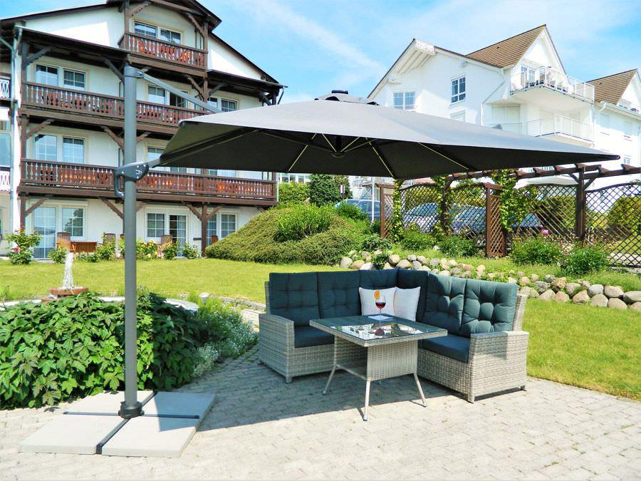 Sassnitz: Hotel Garni Waterkant