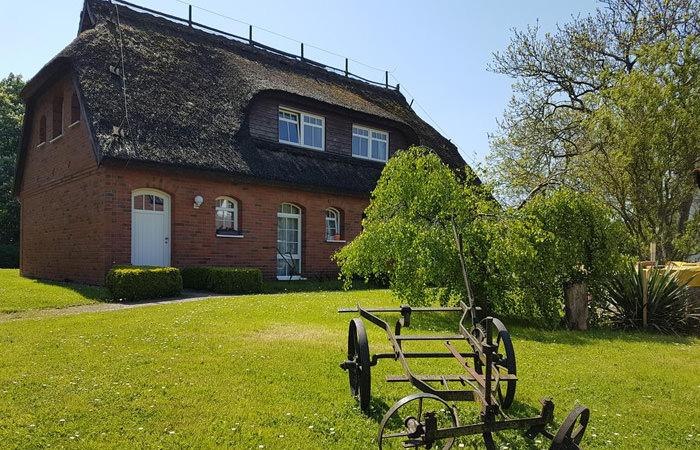 Wiek: Hotel & Restaurant Alt Wittower Krug