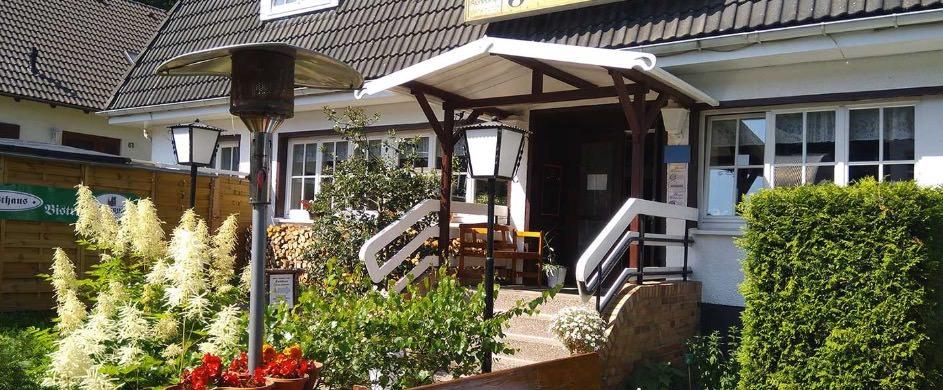 Ostseebad Sellin: Hotel Forsthaus