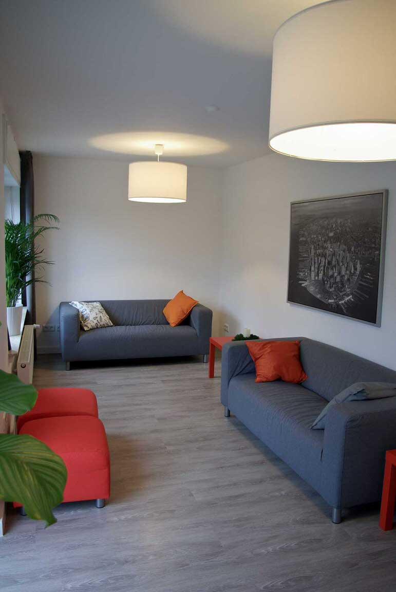 Monteurzimmer in Werther bei Bielefeld