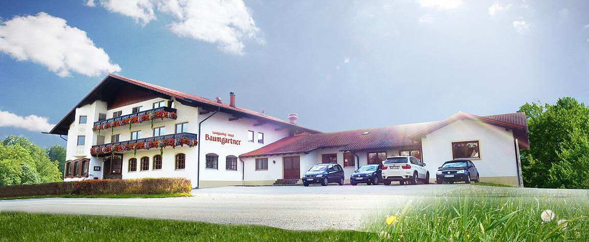 Hotel & Landgasthof Baumgartner in Marklkofen
