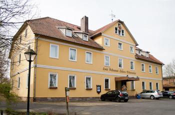 Schloßhotel-Cafe-Restaurant Wilhelmsthal, Pension in Calden
