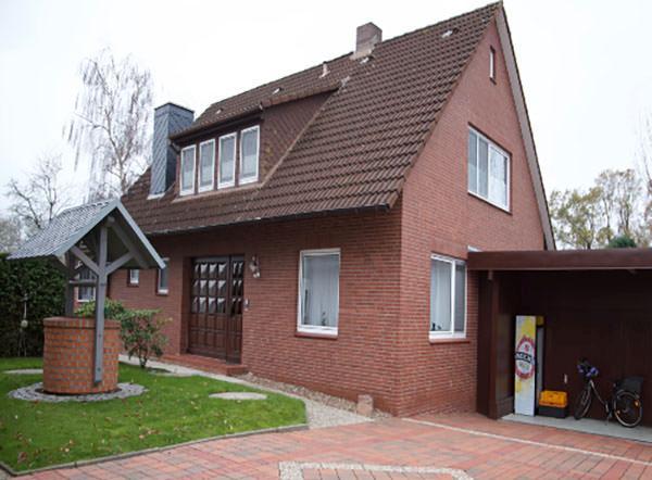 Otterndorf: Gästehaus Zum Elbblick
