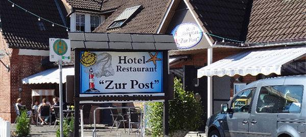 Otterndorf: Hotel Zur Post
