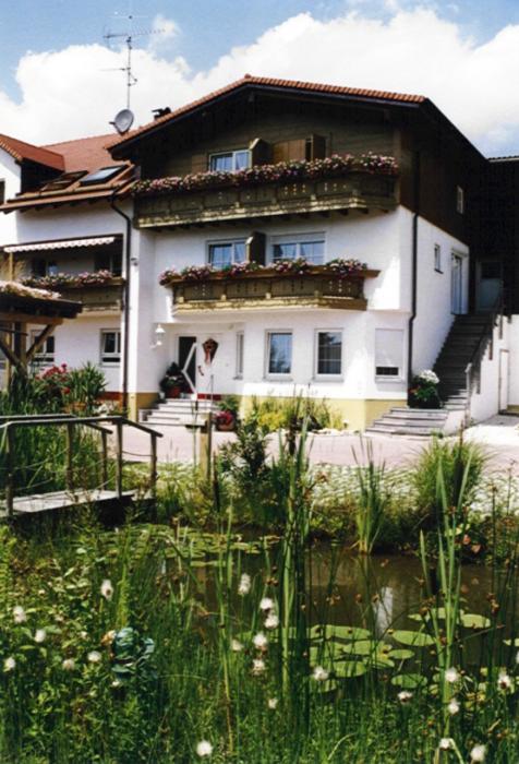 Pension Stetter, Pension in Rainau bei Rosenberg