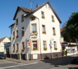 Frankfurt am Main-Schwanheim: Hotel Zur Post