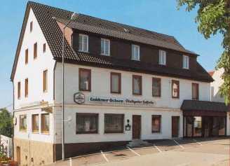 Göppingen-Hohenstaufen: Hotel Gasthof Goldener Ochsen