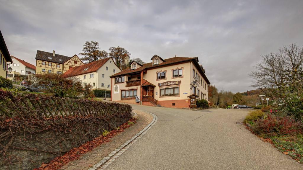 Gasthof Falken, Pension in Hüttlingen-Niederalfingen bei Rosenberg