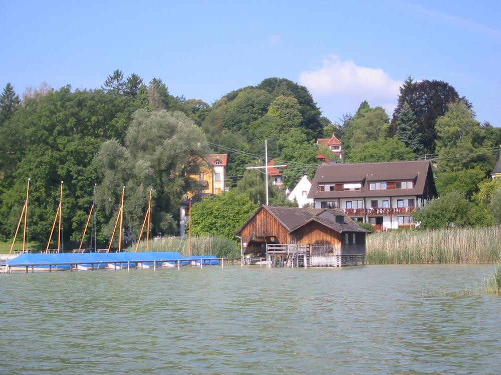 Pension Schwarz am Ammersee in Schondorf