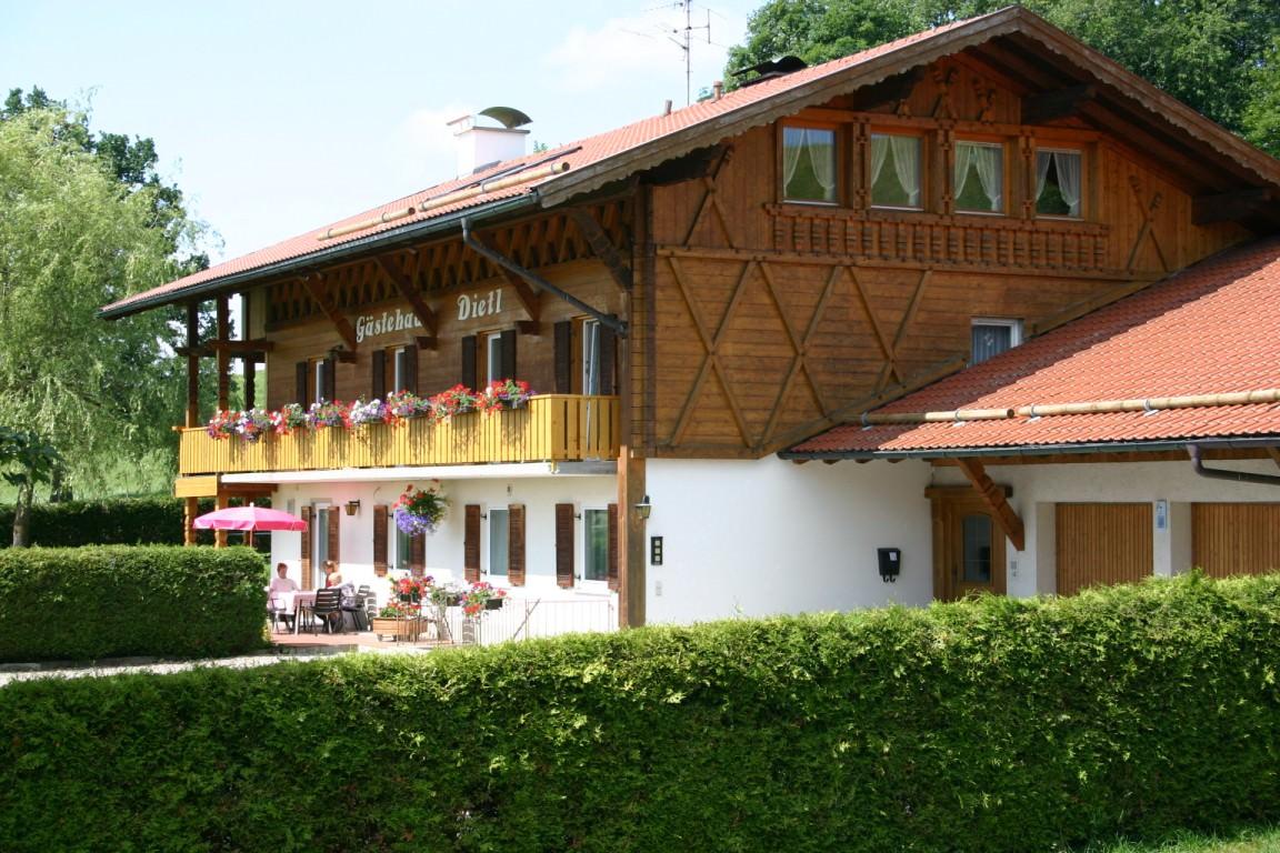 Gästehaus Dietl, Pension in Peiting bei Rottenbuch