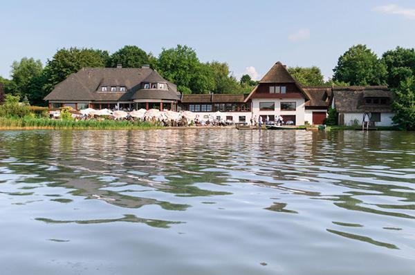 Restaurant Fischerklause, Pension in Lütjensee bei Stapelfeld