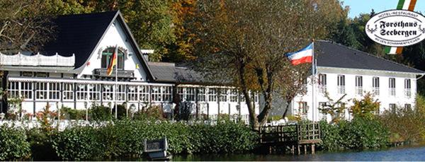 Lütjensee: Hotel Forsthaus Seebergen