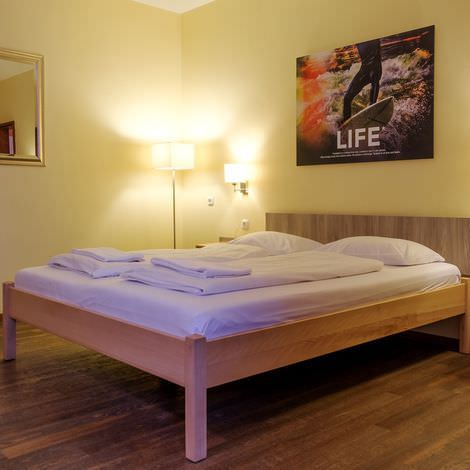 Hostel Euro Youth, Pension in München