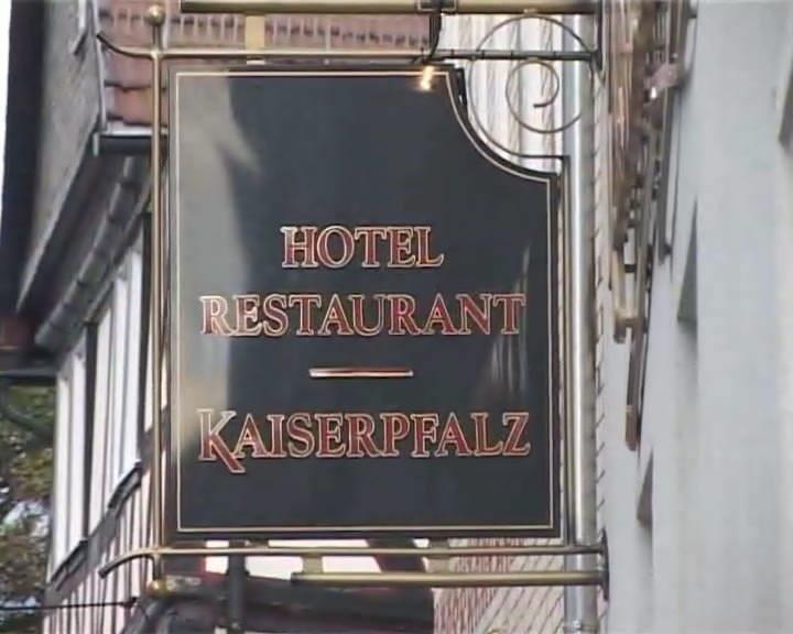 Fritzlar: Hotel & Cafe-Restaurant Kaiserpfalz