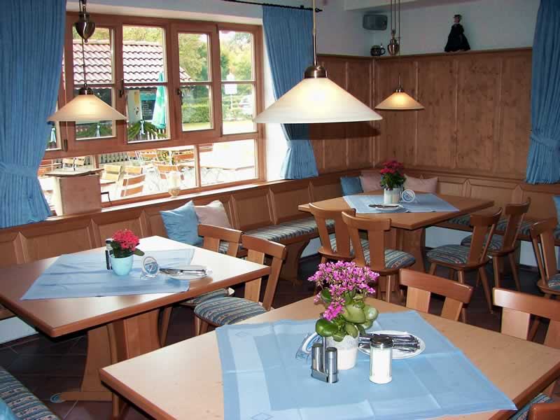 Landgasthof Schöntag & Steak House, Pension in Münsing bei Weilheim i.OB