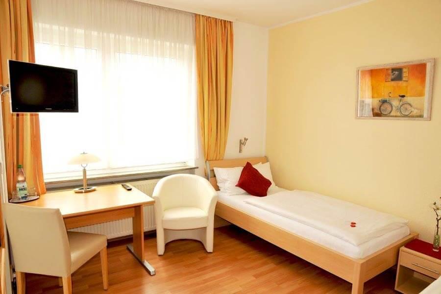 Hotel Garni Herrenhof, 23556 Lübeck