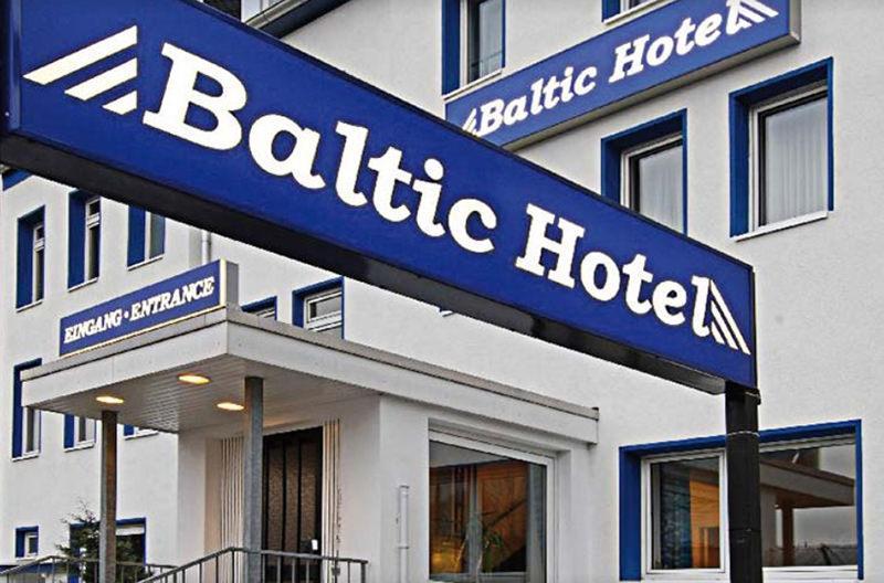 Lübeck: Hotel Garni Baltic Hotel**Superior