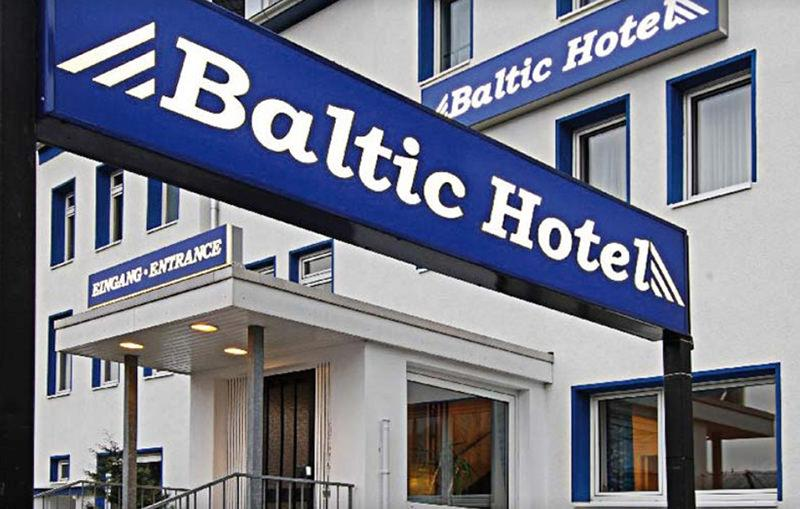 Baltic **Superior, Pension in Lübeck