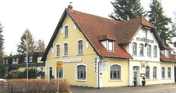 Forsthaus St. Hubertus, Pension in Groß Grönau bei Lübeck