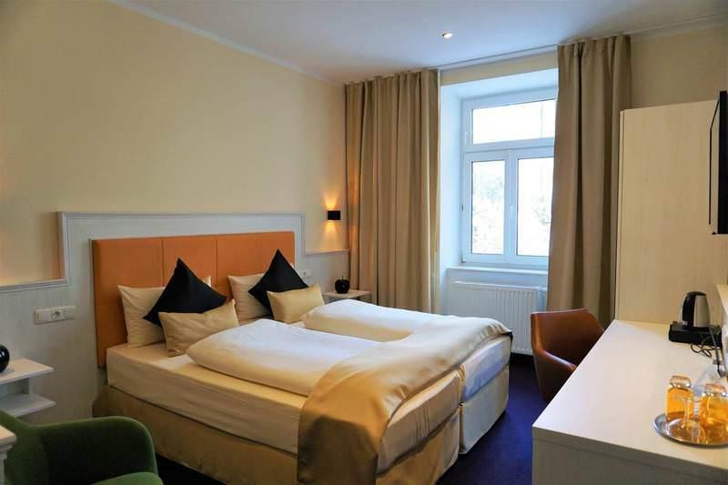 München: Hotel Brecherspitze