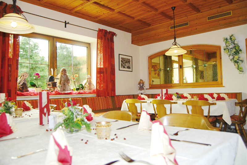 Rieden: Pension & Gasthaus Zellerhof