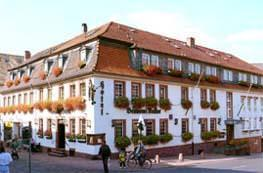 Brauerei Keller, Pension in Miltenberg