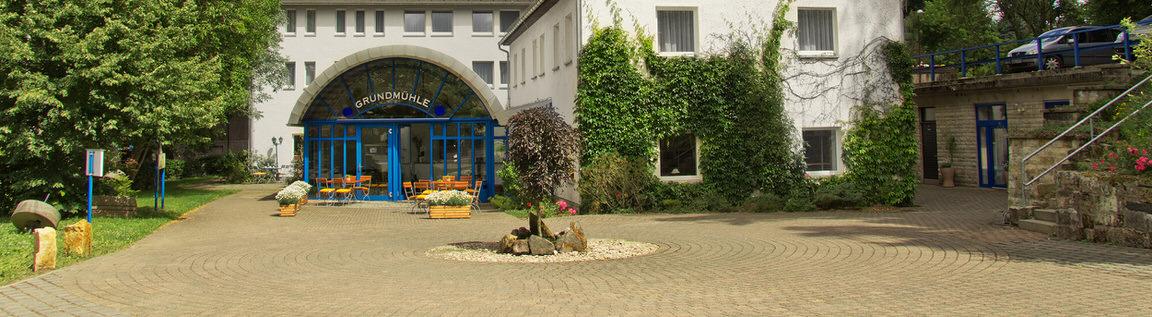 Bad Schandau: Hotel Garni Grundmühle
