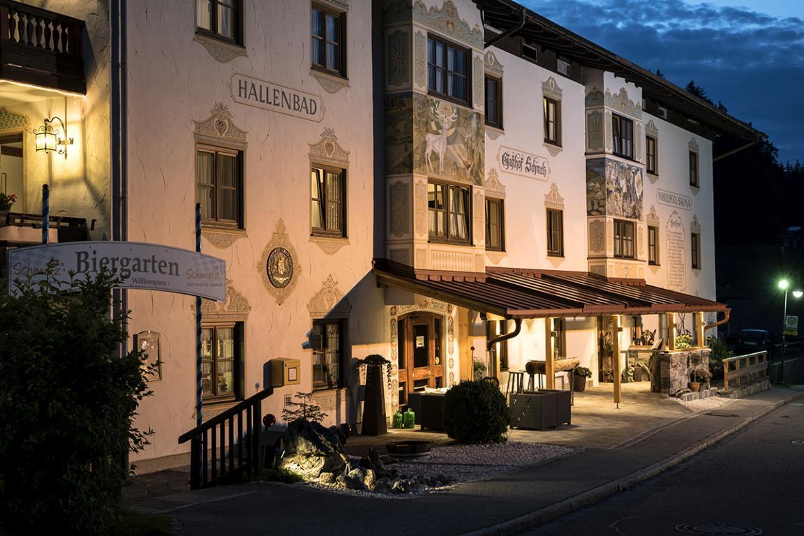 Inzell: Aktivhotel & Gasthof Schmelz