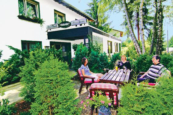 »Komforthotel« Birkenhof
