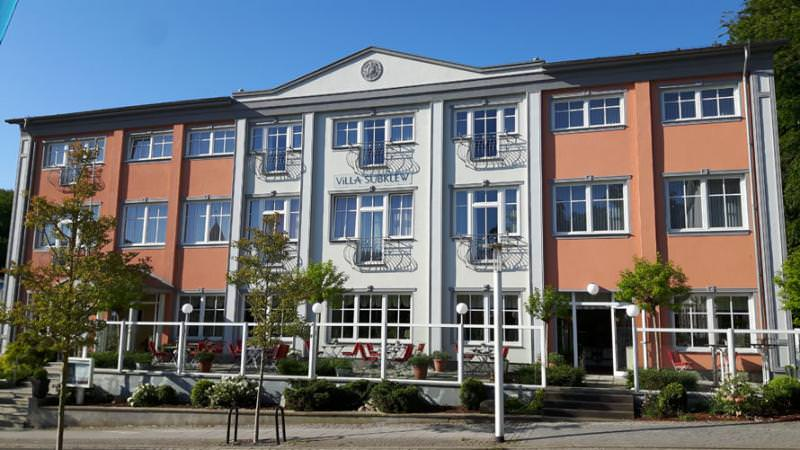 Ostseebad Sellin: Hotel Villa Subklew