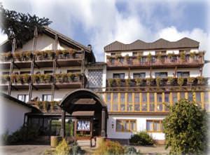 Berghof, Pension in Reichelsheim-Erzbach bei Fürth