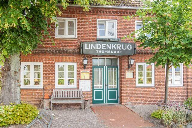 Gasthof Lindenkrug Thomsdorf