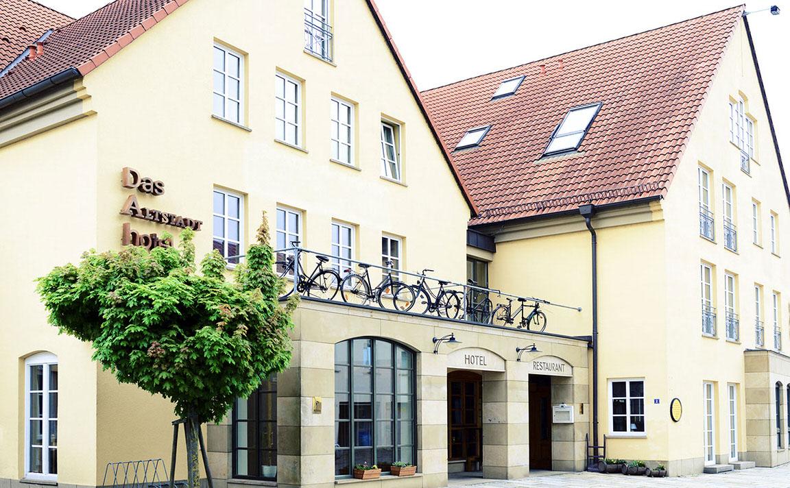 Altstadthotel Haßfurt, Pension in Haßfurt bei Donnersdorf