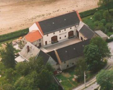 Gasthof Pension Hermsdorfer Mühle in Frohburg