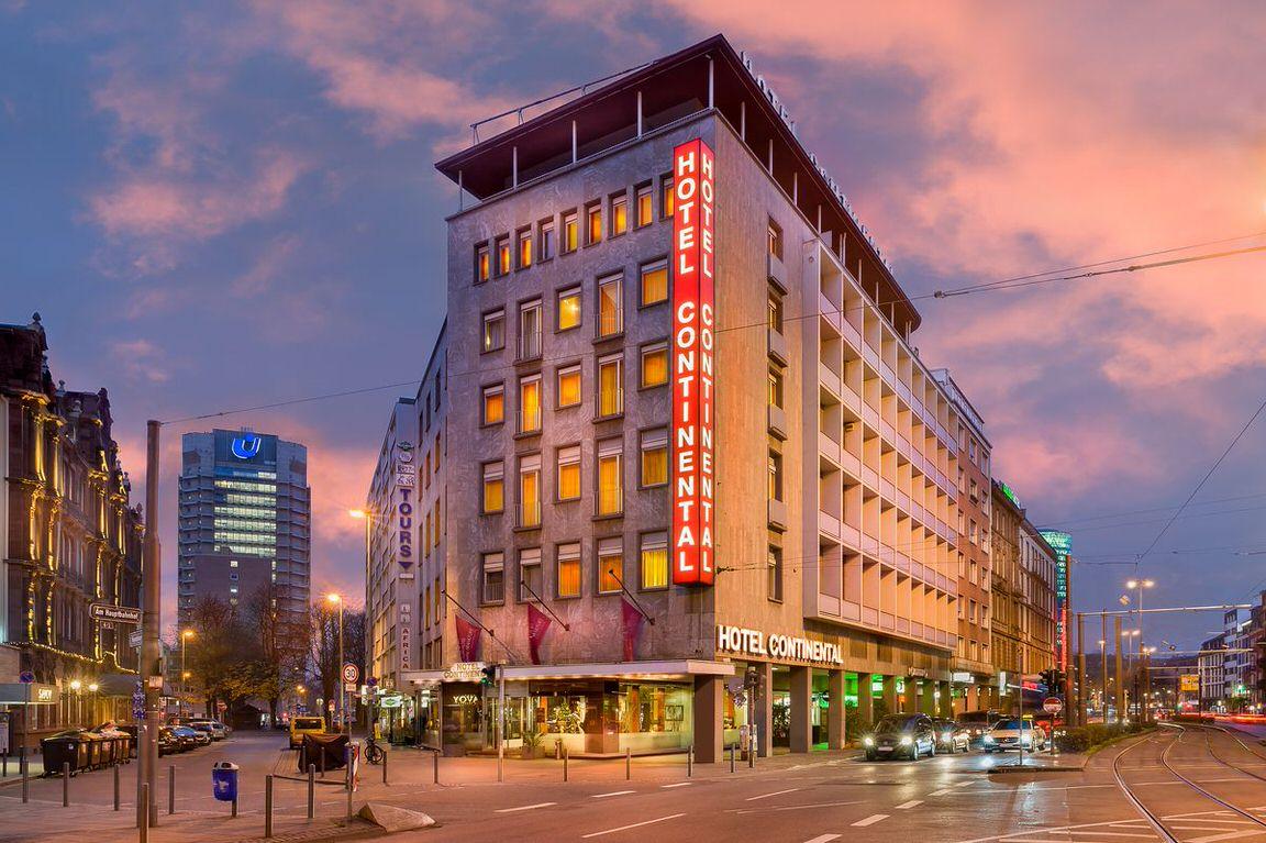 Novum Hotel Continental, Hotel in Frankfurt am Main bei Offenbach am Main