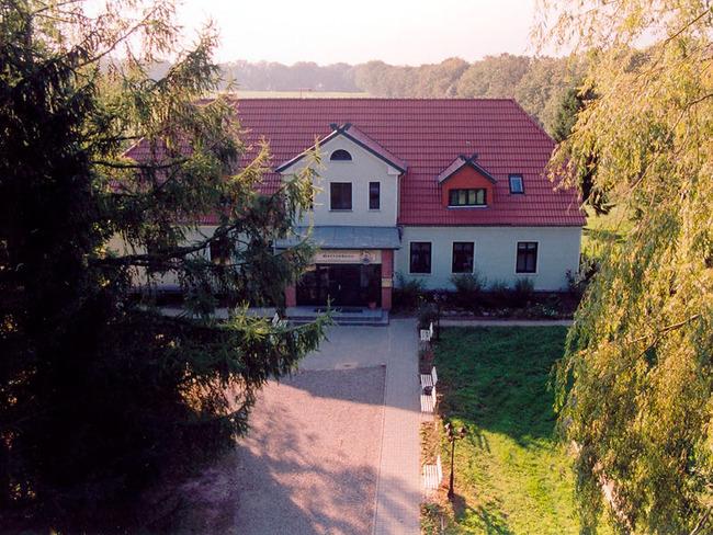 Herrenhaus Friedrichshof, Pension in Dolgen am See
