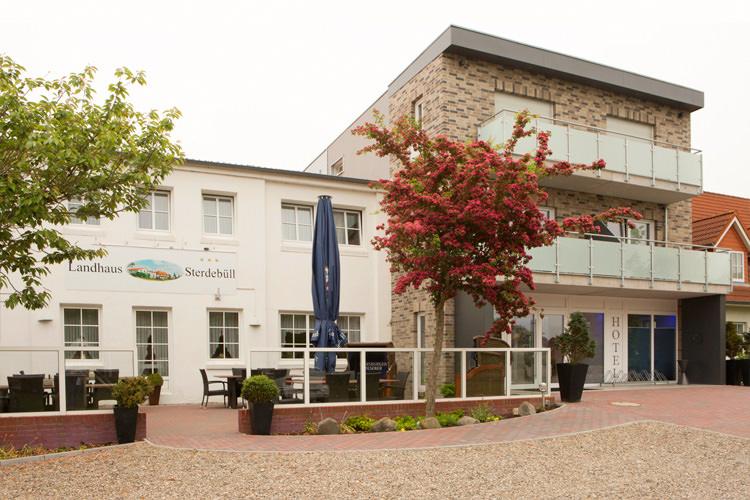 Bordelum: Hotel Landhaus Sterdebuell