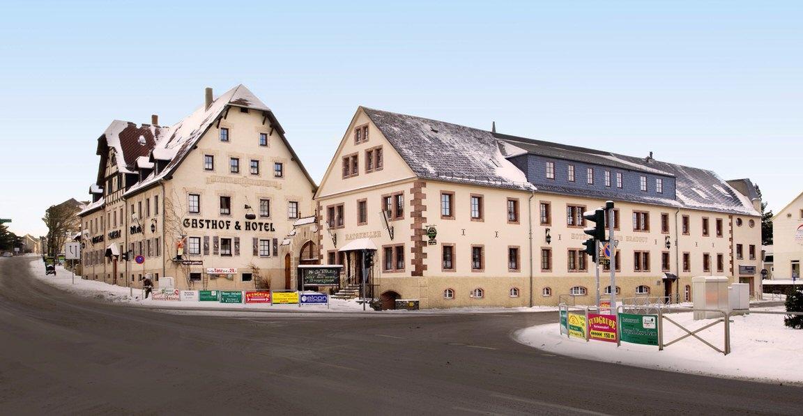 Hotel Gasthof Altes Braugut Hartmannsdorf, Hotel in Hartmannsdorf bei Grimma