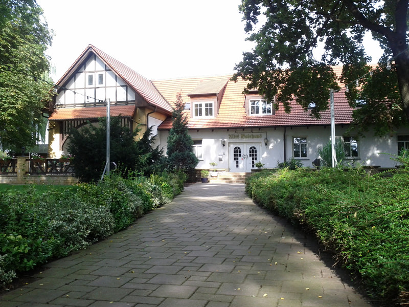 Altes Badehaus, Pension in Bad Dürrenberg bei Braunsbedra