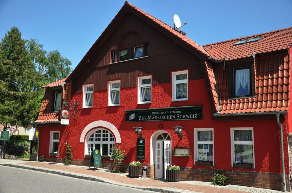 Hotel Restaurant  Märkische Schweiz, Hotel in Buckow bei Berlin