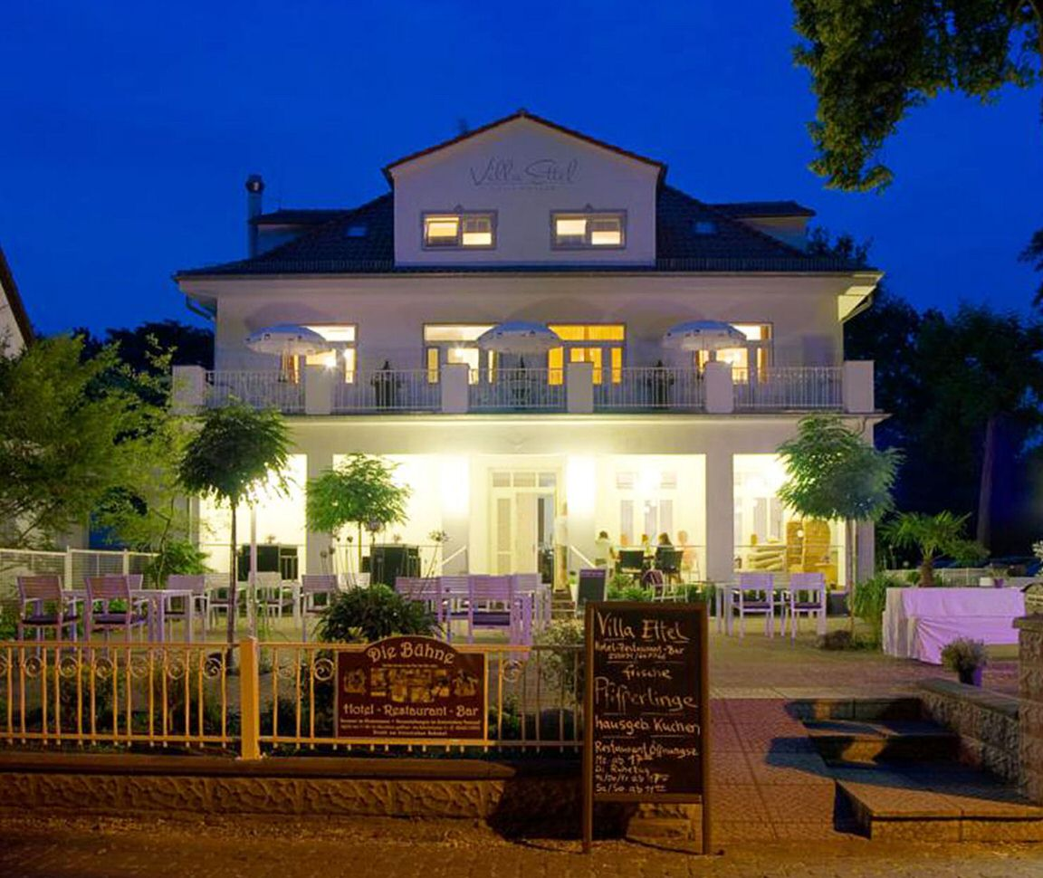 Bad Saarow: Hotel Villa Ettel