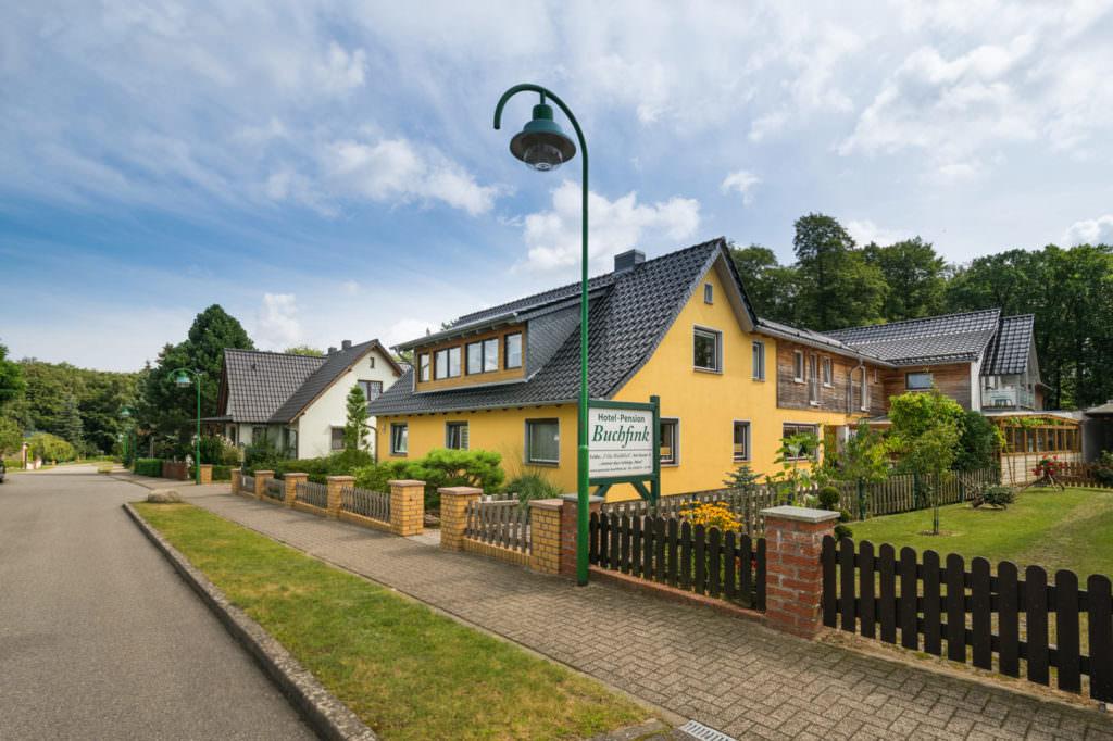 Pension Buchfink, Pension in Ückeritz bei Heringsdorf