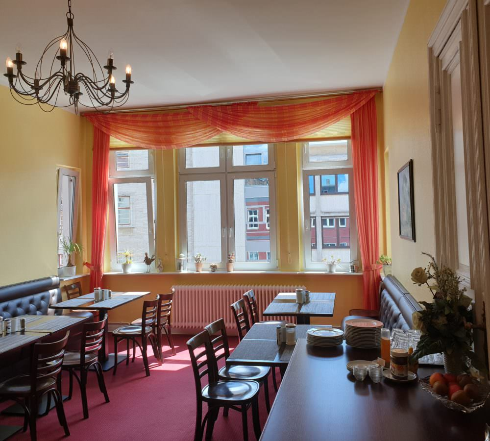 -Pension Fischer, Pension in Berlin-Charlottenburg